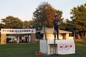 NHK朝のラジオ体操