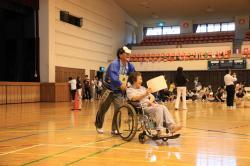 画像:障害者(児)スポーツ大会(2014年2)