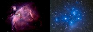 『H26秋の星空教室 星団写真』の画像