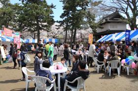 『土浦の桜まつり3』の画像