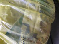 プラスチック類の混入