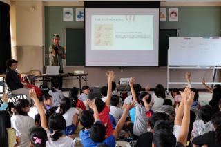 『国際理解教室(インドネシア)』の画像