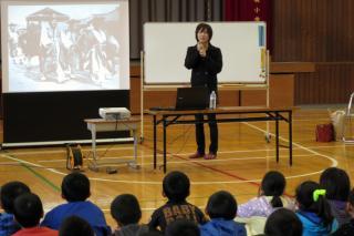 国際理解教室(韓国)