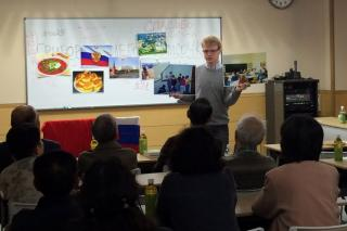 国際理解教室(ロシア)