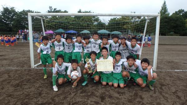 『H27土浦二小サッカー』の画像