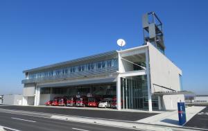 『土浦消防署』の画像