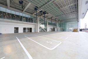 『緊急自動車車庫』の画像