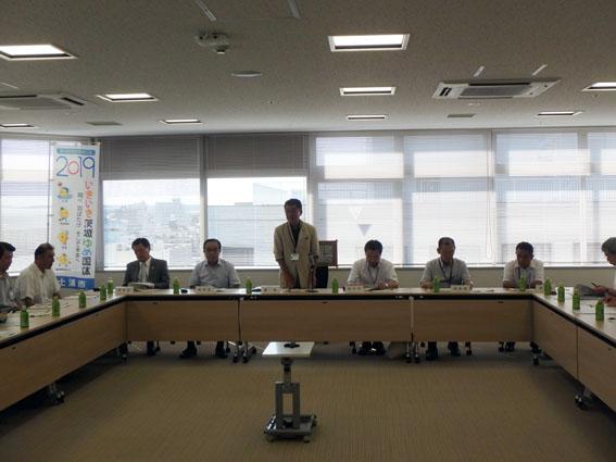 『土浦市準備委員会第1回常任委員会』の画像