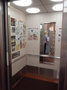 亀城プラザエレベーター1