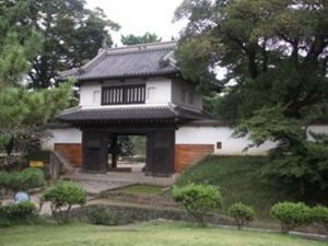 『『土浦城址・櫓門』の画像』の画像