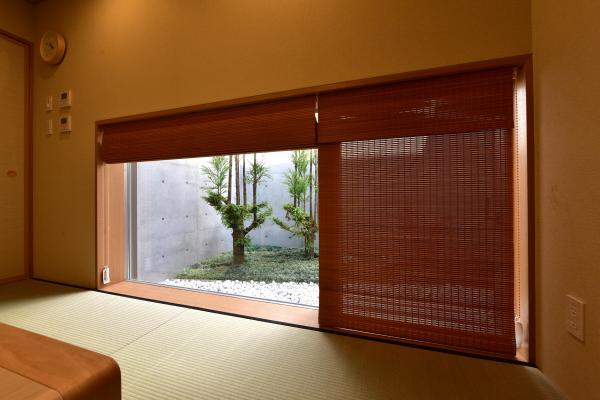 新斎場遺族控室