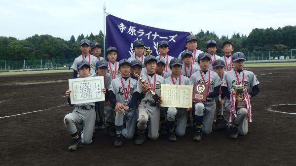 『H28野球市長杯(寺原ライナーズ)』の画像