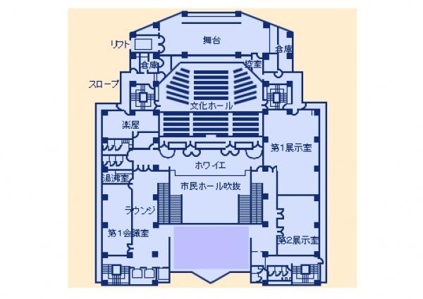 『2階平面図』の画像
