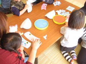 都和児童館作ってあそぼう(1)