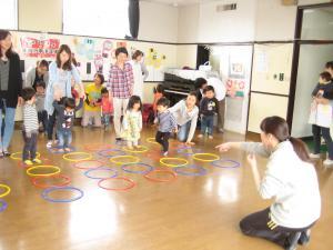 都和児童館リトミック(2)