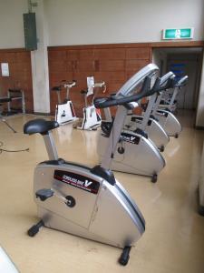 『トレーニング室 バイク』の画像