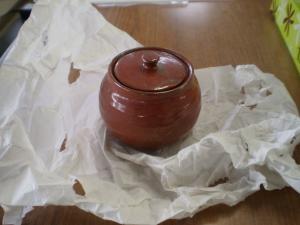 『骨壺』の画像