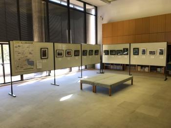 『文化財愛護の会写真展「小さな発見!ちょっと気になる市内の文化財」の様子(1)』の画像