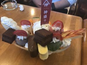 H29ファンド 神立商工振興会 神盛(プリンアラモード)