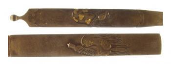 『刀装具展示3月「馬図」(77番)』の画像