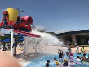 『ちびっ子プール』の画像
