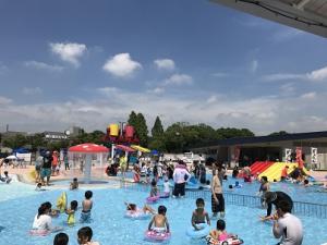 『ちびっ子プール2』の画像