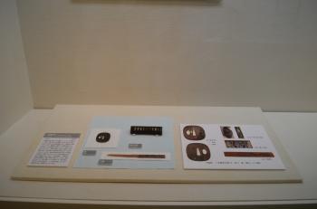 『6月期刀装具展示(土屋家刀剣22番に付属)』の画像