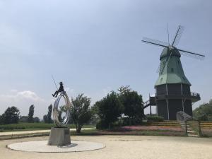 『2018.7.14風車』の画像