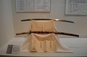 『刀剣展示(8月)10番「貞次」』の画像