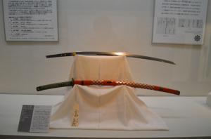 『刀剣展示(8月)54番「正家」』の画像