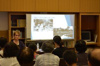 『戦争体験のお話を聞く会:栗栖さんのお話』の画像
