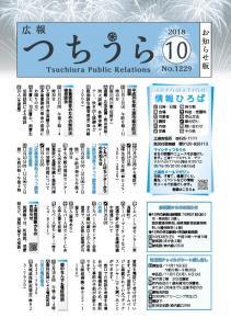 平成30年10月中旬号表紙