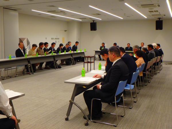 『第5回常任委員会』の画像