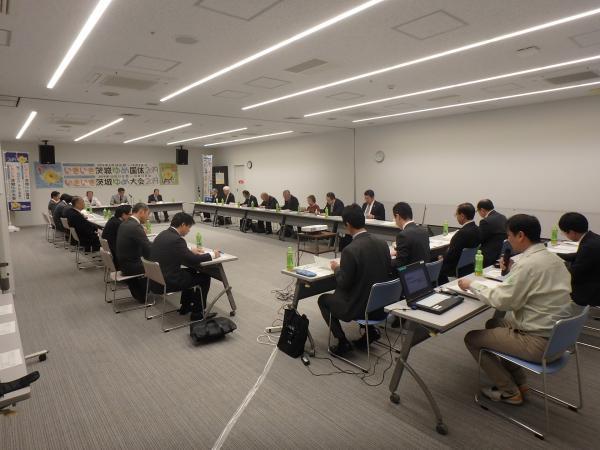 『第6回常任委員会』の画像