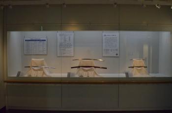 『刀剣展示(1月)展示風景全景』の画像
