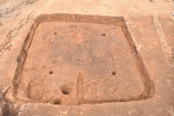『『北西原竪穴建物』の画像』の画像