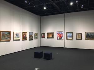 『春季美術展覧会1』の画像