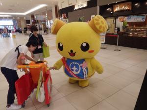 『6.27節電街頭キャンペーン(2)』の画像