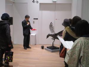 『土浦市展ギャラリートーク2』の画像