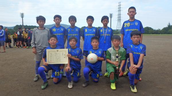 新治SC(R1サッカー)