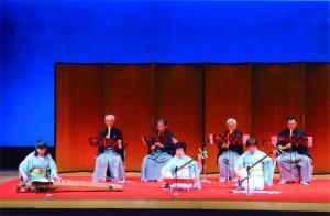『土浦市文化祭 邦楽』の画像