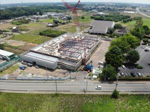 『『『新学校給食センター工事の様子6月』の画像』の画像2』の画像