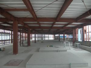 『『新学校給食センター工事の様子8月』の画像2』の画像