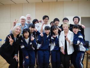 10周年記念事業(9)新治学園(2)