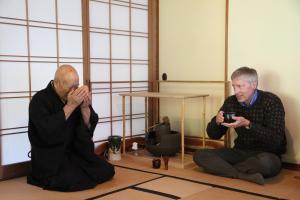 10周年記念事業(10)茶道体験