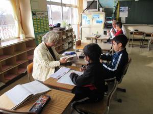 令和元年度学校支援ボランティア