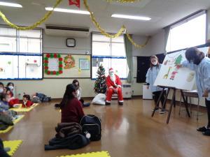 クリスマス会(1)