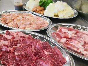 【レストハウス画像】BBQ食材