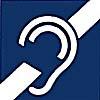 「聴覚障害者シンボルマーク(国際マーク)」の画像