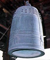 等覚寺の銅鐘